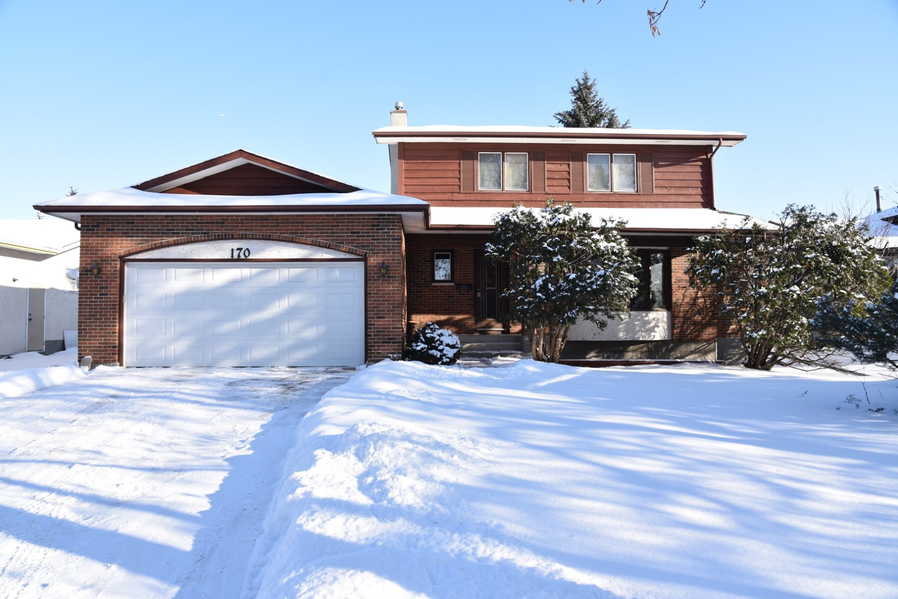 Classic Two Storey in Southdale